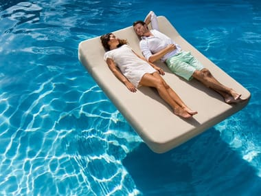 Colchoneta flotante de Sunbrella® JACKIE TWIN