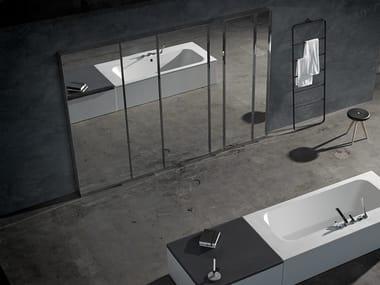 Espejo con contenedor para baño KA | Espejo de baño
