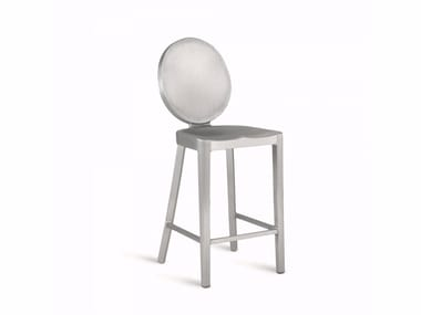 High aluminium stool KONG | Stool