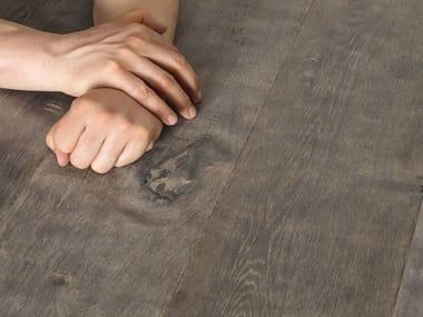 Piso de madeira de carvalho-vermelho LIFE QUERCIA CEZANNE