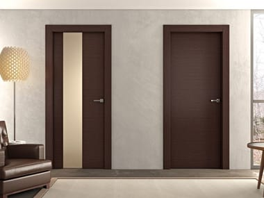 Hinged wooden door MARSIA | Hinged door