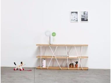Libreria a giorno MATASSINA | Libreria in stile moderno
