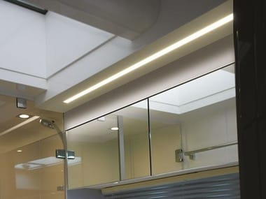 Linear lighting profiles interior lighting archiproducts - Barre a led per interni ...