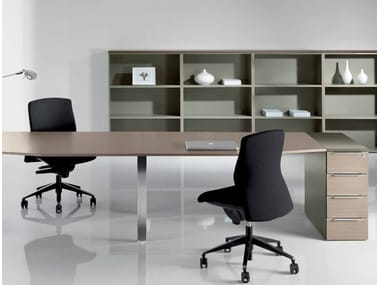 MEDLEY | Office desk with drawers