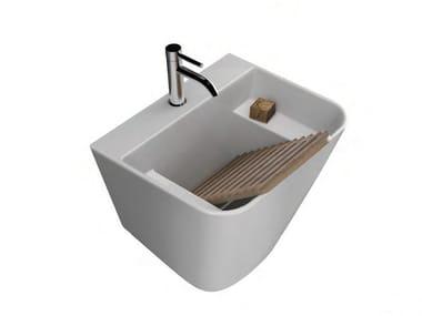 Lavabo / lavadero de cerámica MEG11