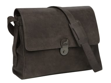 Borsa messenger in pelle MESSENGER