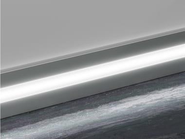 Battiscopa in alluminio con LED PROLIGHT METAL LINE 89