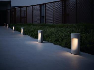 LED bollard light MOAI B/01