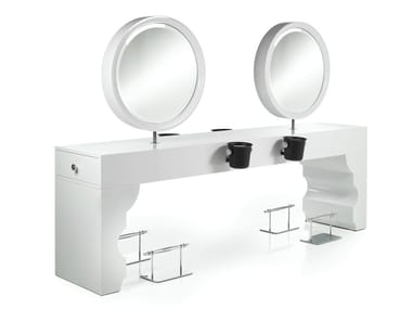 Equipment for hairdressers