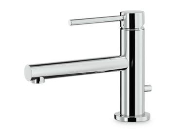 Miscelatore per lavabo da piano monocomando monoforo MINI-X | Miscelatore per lavabo da piano