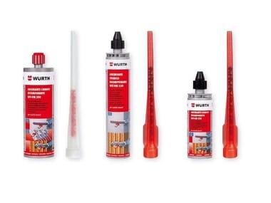 Anclaje químico WIT-VM 250