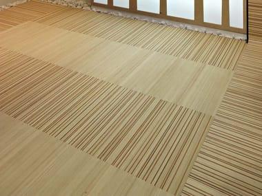 Wooden wall/floor tiles VIBRATO