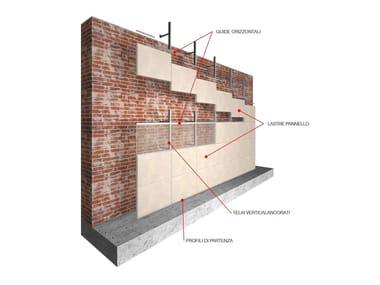panneaux de ciment et fibrociment sec blocs et panneaux pour murs ext rieurs archiproducts. Black Bedroom Furniture Sets. Home Design Ideas