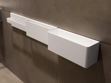 Metal towel rack ELLE3 | Towel rack