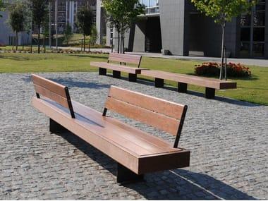 Panchina in legno HARRIS