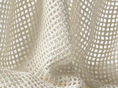 Tessuto a rete voile per tende TRESSAGE