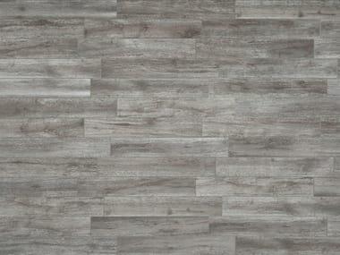 Revestimiento de pared/suelo de gres porcelánico imitación madera para interiores y exteriores LISTONE D Bruma