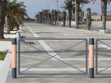 Fußgänger Geländer