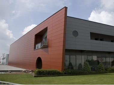 Ventilated facade ARK-WALL