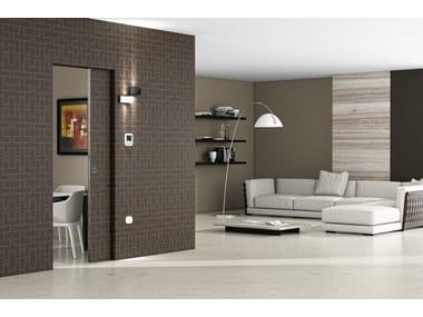 Counter frame for single sliding door ABSOLUTE ENERGY single door