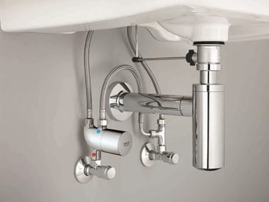 Dispositivo termostatico per sottolavabo e sottolavello GROHTHERM MICRO