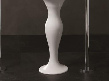 Colonna per lavabo in ceramica FORMOSA | Colonna per lavabo