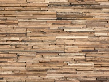 Wooden 3D Wall Cladding for interior PARKER
