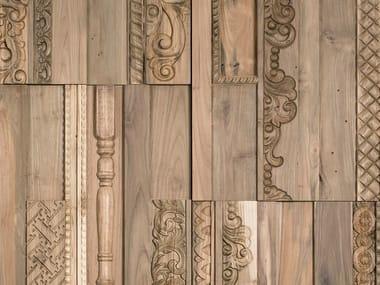 Indoor wooden 3D Wall Cladding PHOENIX