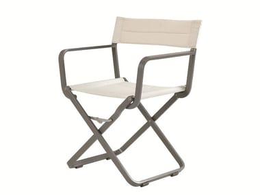 Folding garden chair STUDIOS | Garden chair