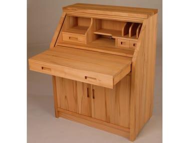 Sekretär aus Holz 5152Z   Sekretär