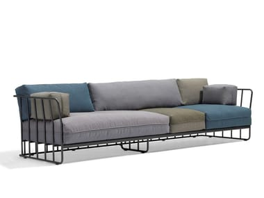 Fabric sofa CODE 27 | 5 seater sofa