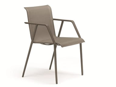 Garden chair with armrests WA | Chair