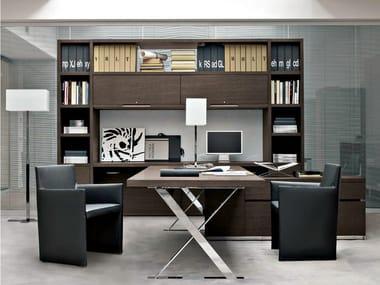 Libreria ufficio alta AC EXECUTIVE | Libreria ufficio