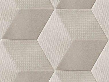 Revêtement de sol/mur en grès cérame pour intérieur TEX GREY