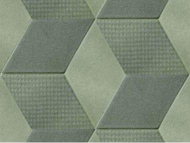 Revêtement de sol/mur en grès cérame pour intérieur TEX OLIVE