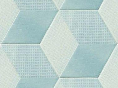 Revêtement de sol/mur en grès cérame pour intérieur TEX BLUE