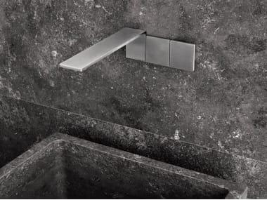 Mezclador de lavabo monomando con 1 orificio 5MM | Mezclador de lavabo de pared