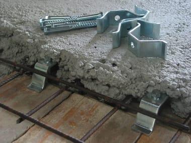 Floor slab connector OMEGA