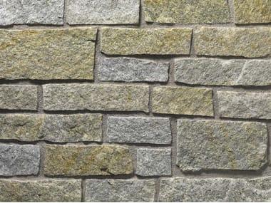 de pared de piedra natural para exterior luserna rustica de pared de piedra