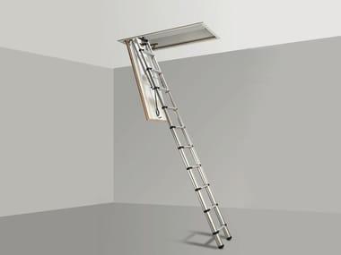 Ausziehbare Treppen