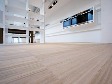 Prefinished wooden parquet TECHNO