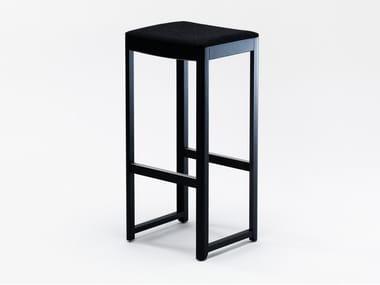High upholstered stool SELERI | Upholstered stool