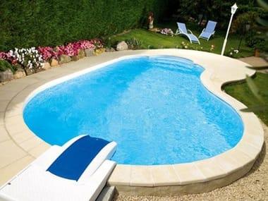 In-Ground swimming pool LIBERTY DESJOYAUX