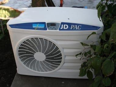 Heat pump for swimming pools DESJOYAUX | Heat pump