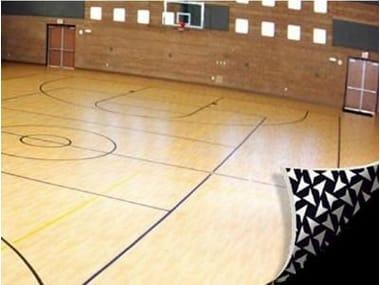 Revêtement de sol sportif TARAFLEX® ISOLSPORT