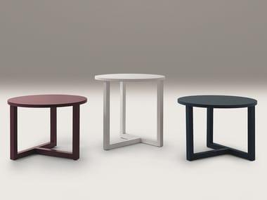 Table basse / Table de nuit en bois HILL | Table de nuit laquée