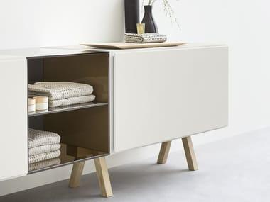 Low bathroom cabinet ESPERANTO | Bathroom cabinet