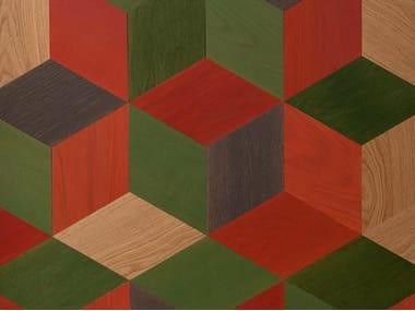 Oak wall/floor tiles CUTS