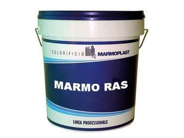 Skim coat and cementitious finish for plaster MARMO RAS