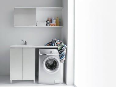 IDROBOX | Mobile lavanderia per lavatrice